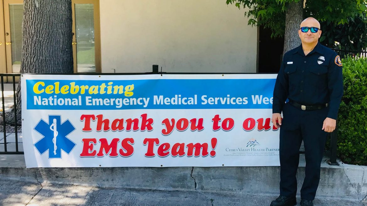Thank you banner for EMS week 3.