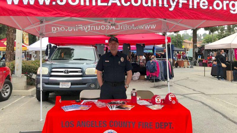 Fire Service Days La Puente 4
