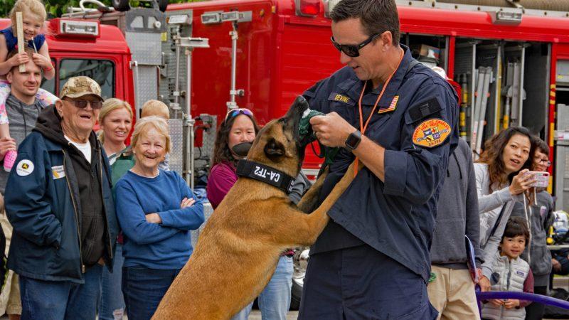 Fire Service Days La Puente