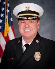 Portrait image of Chief Marrone.