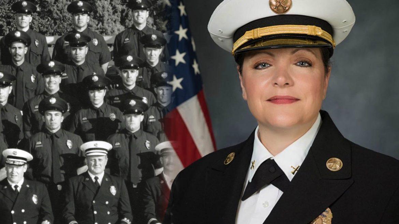 Eleni Pappas Assistant Fire Chief