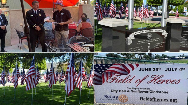 Multi Photo of Glendora Rotary Club.