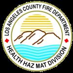 Health Haz Mat Division Logo.