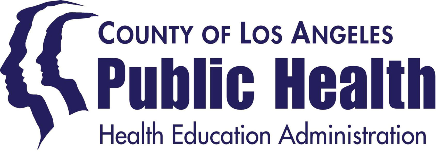 County of Los Angeles Department of Public Health Logo.